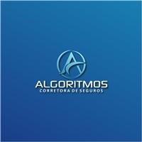 ALGORITMOS CORRETORA DE SEGUROS LTDA, Logo e Identidade, Consultoria de Negócios