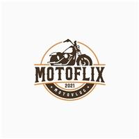 Motoflix, Logo e Identidade, Automotivo