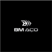 BM AÇO, Logo e Identidade, Construção & Engenharia