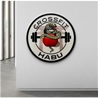 CrossFit Habu, Logo e Identidade, Esportes