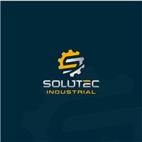 SOLUTEC , Logo e Identidade, Metal & Energia
