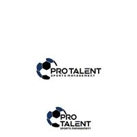 Pro Talent Sports Management, Logo e Identidade, Esportes
