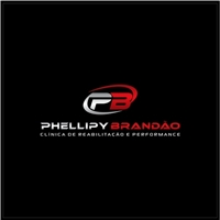 PHELLIPY BRANDAO Clinica de Reabilitaçao Fisica e Performance, Logo e Identidade, Saúde & Nutrição