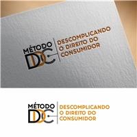 Método DDC - Descomplicando o Direito do Consumidor , Logo e Identidade, Educação & Cursos