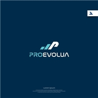 ProEvolua, Logo e Identidade, Tecnologia & Ciencias