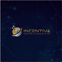 INCENTIVA CONTABILIDADE, Logo e Identidade, Contabilidade & Finanças