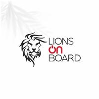 Lions ON board, Logo e Identidade, Viagens & Lazer