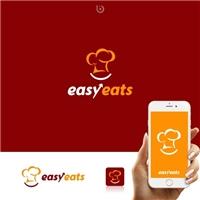 Easy Eats, Logo e Identidade, Saúde & Nutrição