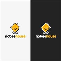Nobeehouse.com.br, Logo e Identidade, Imóveis