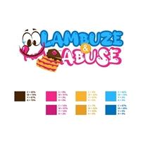 Lambuze & Abuse, Logo e Identidade, Alimentos & Bebidas