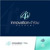 Innovation 4 You Academy, Logo e Identidade, Educação & Cursos