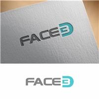 Face 3D, Logo e Identidade, Marketing & Comunicação