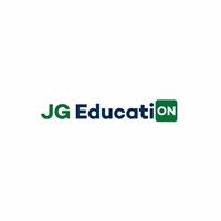 JG EducatiOn, Logo e Identidade, Educação & Cursos