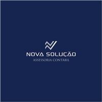 NOVA SOLUÇÃO ASSESSORIA CONTÁBIL , Logo e Identidade, Contabilidade & Finanças
