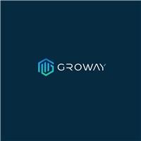 Groway, Logo e Identidade, Tecnologia & Ciencias