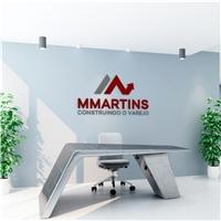 MMartins Consultoria em Varejo, Logo e Identidade, Consultoria de Negócios
