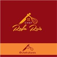 Chef Rafa Reis, Logo e Identidade, Alimentos & Bebidas