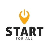 Start for All, Logo e Identidade, Educação & Cursos
