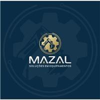 Mazal Soluções em Equipamentos Ltda, Logo e Identidade, Construção & Engenharia
