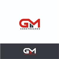 G.M. Construções, Logo e Identidade, Construção & Engenharia