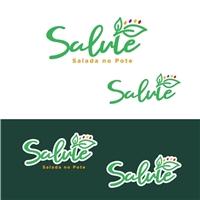 Salute, Logo e Identidade, Alimentos & Bebidas