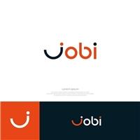 JOBI, Logo e Identidade, Educação & Cursos