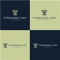 Fernando Lima Advogados, Logo e Identidade, Advocacia e Direito
