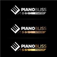 Piano Bliss, Logo e Identidade, Educação & Cursos