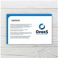 OperS, o nome da marca é Operativos mas optei por meter apenas OperS e o Slogan é : Somos a Solução Imediata!, Logo e Identidade, Outros