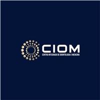 CIOM - Centro Integrado de Odontologia e Medicina, Logo e Identidade, Saúde & Nutrição
