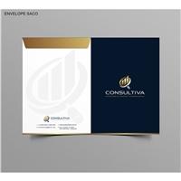 CONSULTIVA ASSESSORIA CONTABIL E EMPRESARIAL, Logo e Identidade, Contabilidade & Finanças