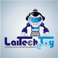 Laitech & Toy, Logo, E-commerce de informática, eletronicos e brinquedos