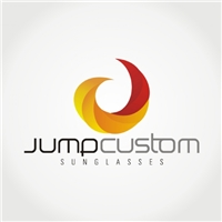 JUMP CUSTOM, Logo, Marca de Oculos