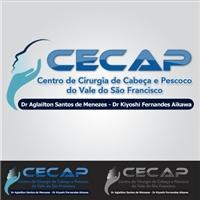 CECAP, Logo e Cartao de Visita, medico