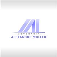 Advocacia Alexandre Muller, Logo, Jurídico