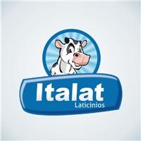ITALAT, Logo, LATICINIOS