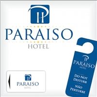 Paraíso Hotel, Logo, Hotelaria