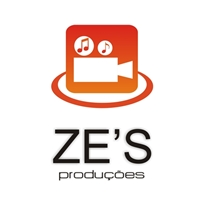"Ze""s Produçoes, Logo, Produçoes Artísticas"