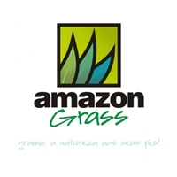 AMAZON GRASS LTDA, Logo, Paisagismo & Piscina