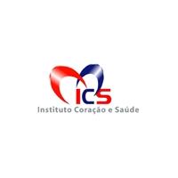 ICS - Instituto Coraçao e Saúde, Logo e Cartao de Visita, Médico-hospitalar