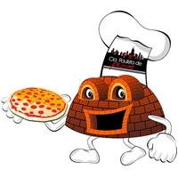 Cia Paulista de Pizza, Logo, restaurantes e delivery