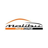 Malibu Motors, Logo, Comrcio de Veculos Multimarcas