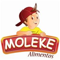 Moleke Alimentos, Logo, Distribuidora de Doces e Venda a Atacado/Varejo