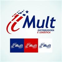 Mult Distribuidora e Logística, Logo, Logística, Entrega & Armazenamento