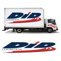 DID logistica ltda, Logo, Logística, Entrega & Armazenamento