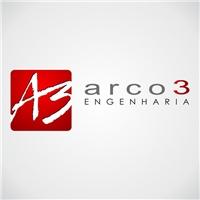 ARCO3 ENGª, Logo, Construção & Engenharia