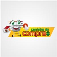 Carrinho de compras, Anúncio para Revista/Jornal, Supermercado online