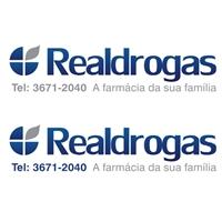 Realdrogas, Logo, Drogaria