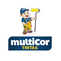 MultiCor Tintas, Logo, Tintas e Revestimentos imobiliarios