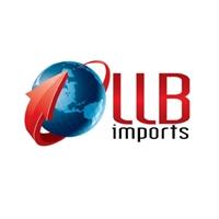 LLB imports, Logo, importaçao (comercio exterior) Venda no mercado interno